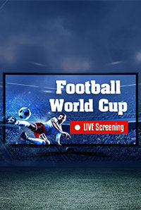 FIFA World Cup 2018 Screening