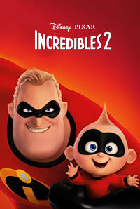 Incredibles 2 (3D Hindi) (U/A)