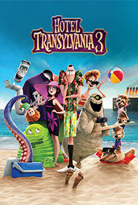 Hotel Transylvania 3: A Monster Vacation (3D) (U)