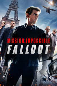 Mission: Impossible - Fallout (IMAX 2D) (U/A)