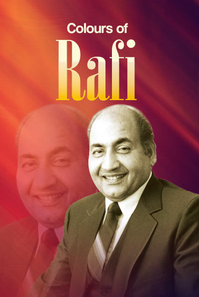 Golden Hits - Colours of Rafi