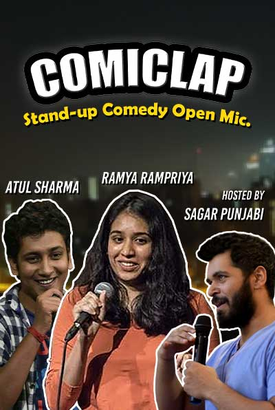 Top Upcoming Comedy-shows Events in Mumbai Near You - BookMyShow