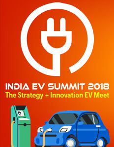 India EV Summit 2018, Chennai