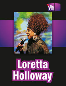 Jus Jazz - An Evening With Lotretta Holloway