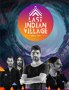 LIV - Last Indian village Blastoyz/Techinal hitch