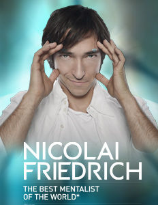 Nicolai Friedrich: The Best Mentalist of the World