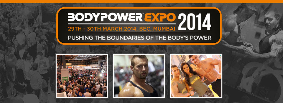 BodyPower Expo India