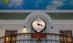 KidZania's Clock Tower