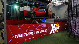 X2 MOTOR RACING SIMULATOR