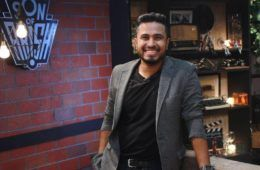Comedians' side projects, Abish Mathew, Son of Abish
