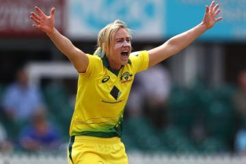 Women's cricket, Ellyse Perry