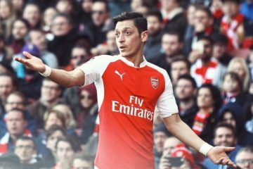 Mesut Ozil, Premier League