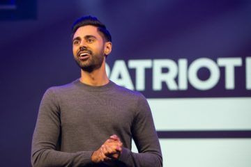 Hasan Minhaj Patriot Act