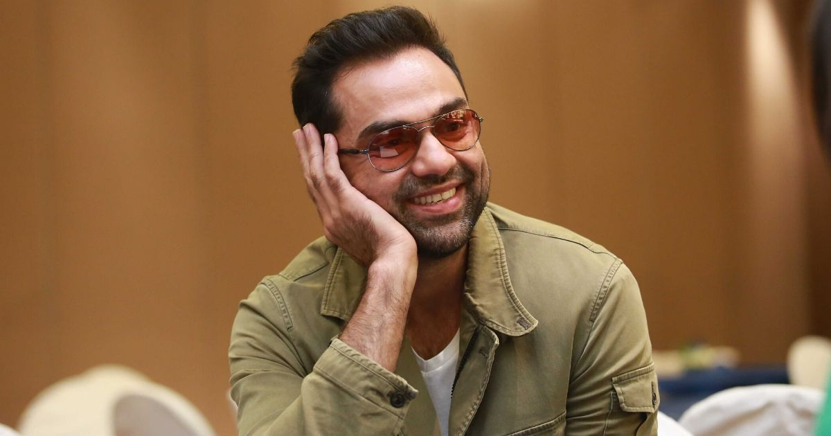 Photo of Abhay Deol Proves Once Again Why He Is Our No. 1 Celebrity