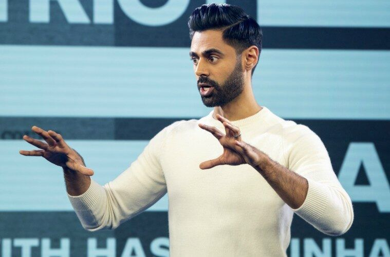 Hasan Minhaj's Patriot Act