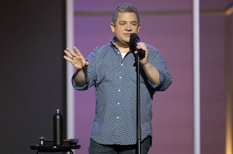 Patton Oswalt, I Love Everything