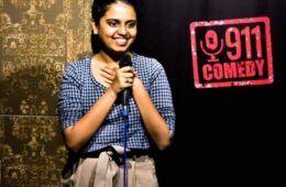 Stand-up bits on love, dating and sex, Aishwarya Mohanraj