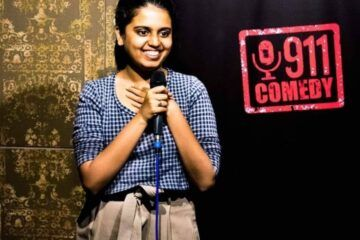 Stand-up bits on love, dating and sex, Aishwarya Mohanraj