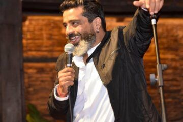 Online Streaming Comedy Events, Jeeveshu Ahluwalia