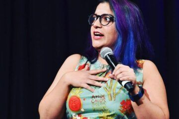 Stand-up comedy bits on bras, Aditi Mittal