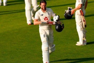 England v/s Pakistan, Chris Woakes