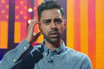 South Asian origin comics, Hasan Minhaj