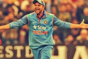 Suresh Raina retirement tribute