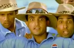 TV Ads By Cricketers, Pepsi