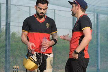 IPL training videos, RCB, Virat Kohli
