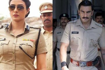 Bollywood Cop - BookMyShow Blog