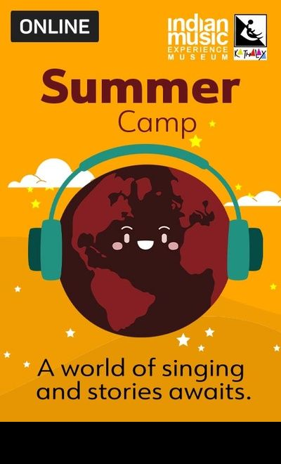 Summer Camp-Stories & Songs from around the world