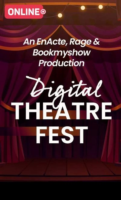 Digital Theatre Festival Pass (Access To 2 Plays)