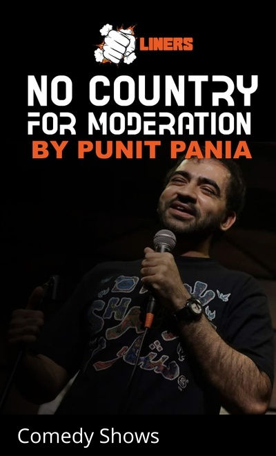Punchliners Comedy Show ft Punit Pania