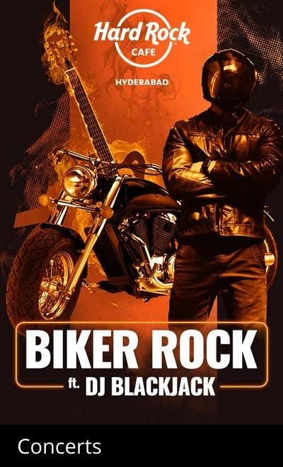 Biker Rock Night ft. DJ Blackjack