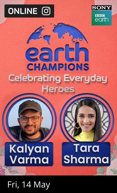 Earth Champions - Celebrating Everyday Heroes