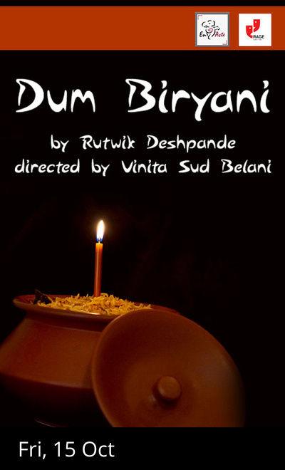 Dum Biryani - 15th Oct
