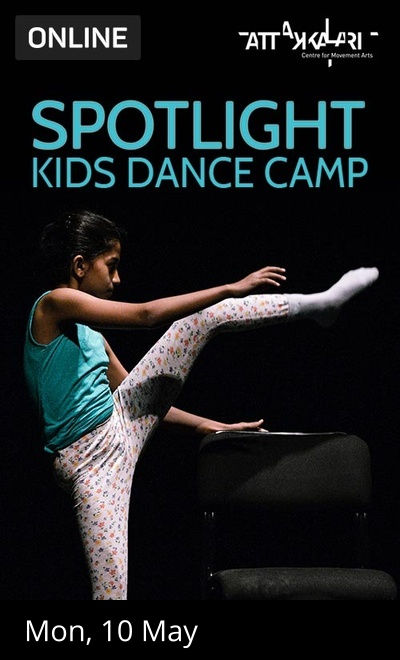Spotlight - Online Dance Camp for Kids