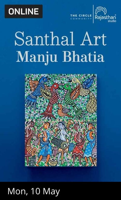 Santhal Art Workshop