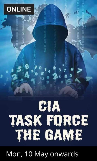 CIA Task Force the Game - Goose Bumps