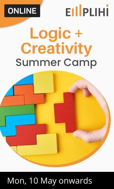 Logic + Creativity- Summer Camp by EMPLIHI
