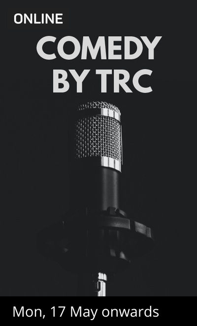 TRC Comedy Open Mic
