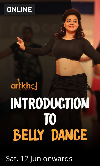 Introduction to Belly Dance: Online Classes