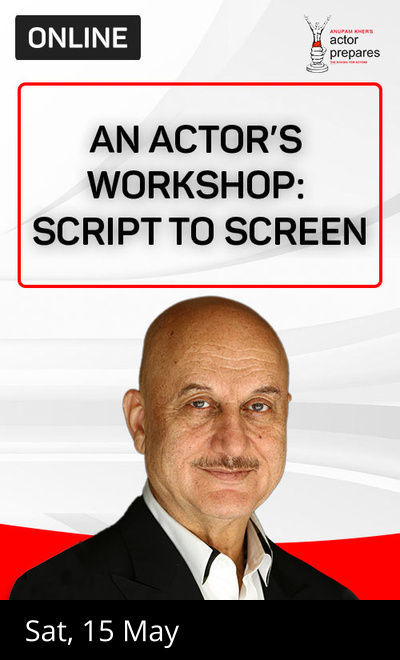 An Actor's Workshop: Script to Screen