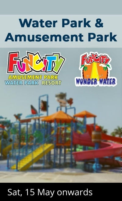 Surya FunCity Water & Amusement Park