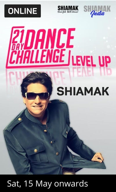 SHIAMAK 21 Day Dance Challenge