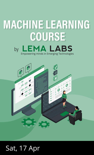 Machine Learning Course by Lema Labs, IIT Madras