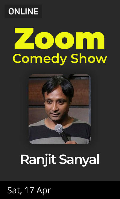 Zoom Comedy Show
