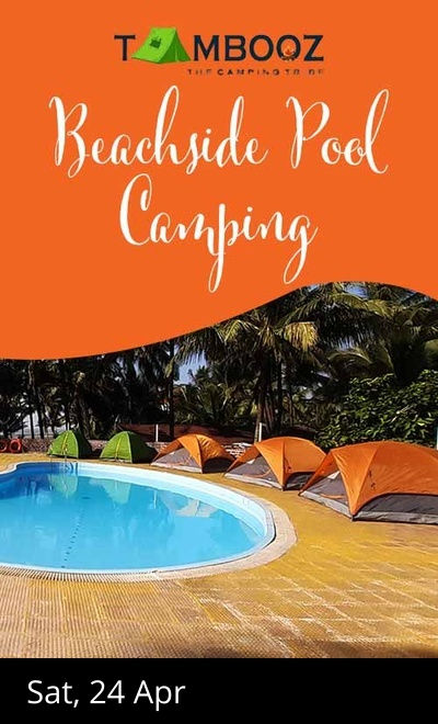 Tambooz – Beachside Pool Camping