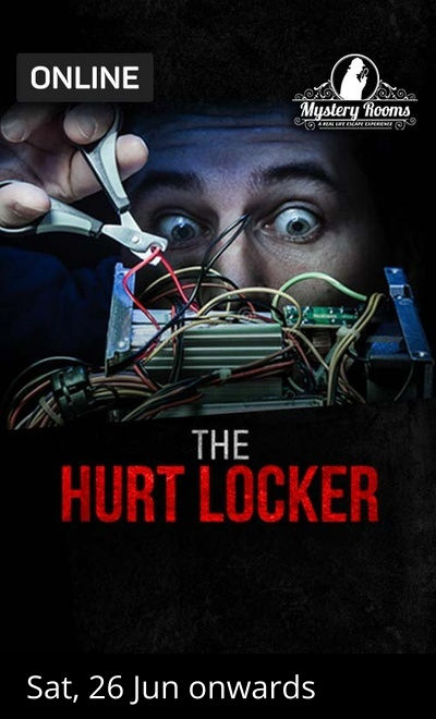 The Hurt Locker - A Bomb Defusal Challenge