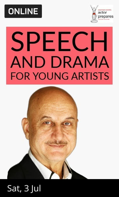 Speech and Drama for Young Artists